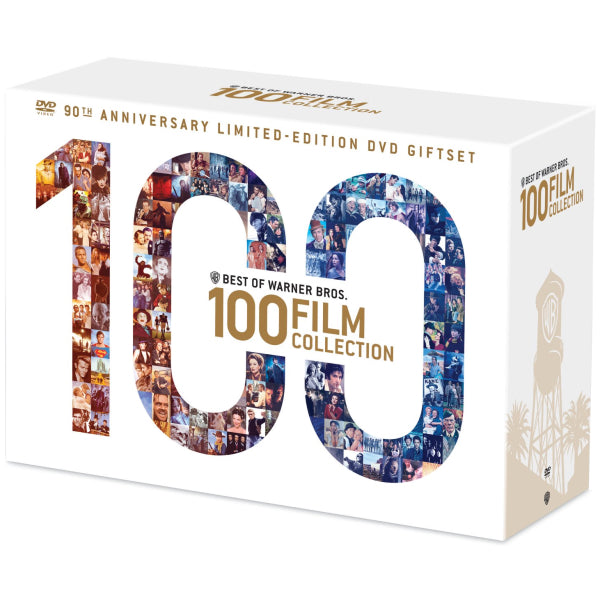 Best of Warner Brothers: 100 Film Collection [DVD Box Set]