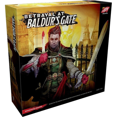 Betrayal at Baldur's Gate [Board Game, 3-6 Players] Wizards of the Coast