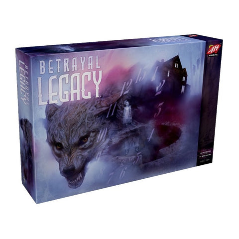 Betrayal Legacy [Board Game, 3-5 Players]