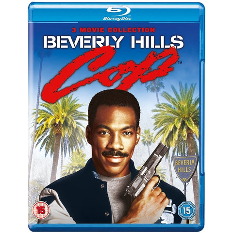 Beverly Hills Cop [Blu-Ray 3-Movie Collection]