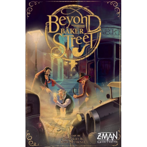 Beyond Baker Street [Board Game, 2-4 Players]