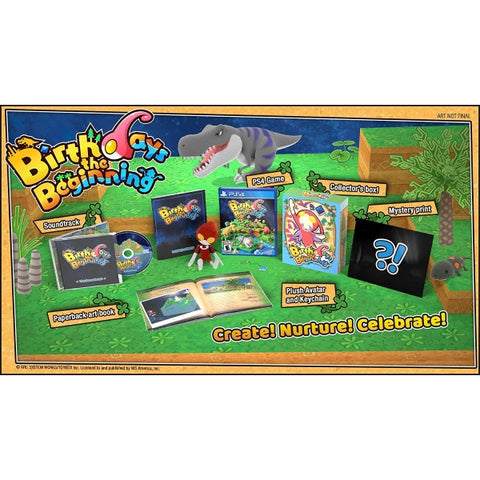 Birthdays the Beginning - Limited Edition [PlayStation 4]