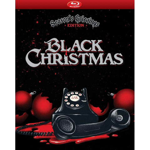 Black Christmas - Season's Grievings Edition [Blu-Ray]