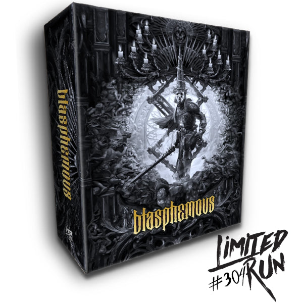 Blasphemous - Collector's Edition - Limited Run #304 [PlayStation 4]
