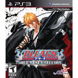 Bleach: Soul Resurreccion [PlayStation 3]