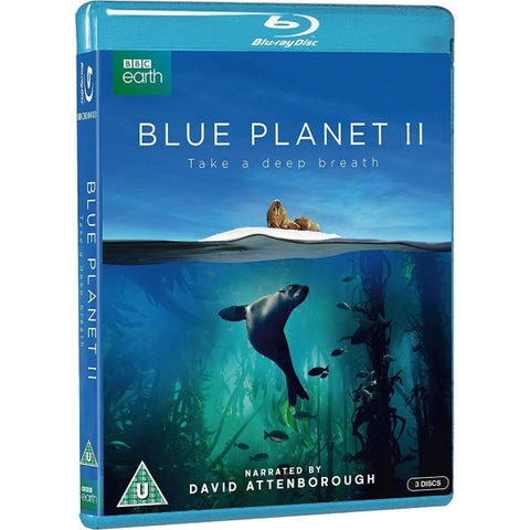 Blue Planet II: The Complete Series BBC Collection [Blu-Ray Box Set]