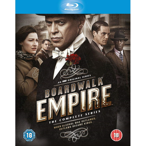 Boardwalk Empire: The Complete Series - Seasons 1-5 [Blu-ray Box Set]