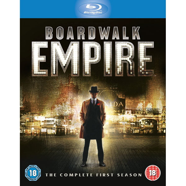 Boardwalk Empire: The Complete First Season [Blu-ray Box Set]