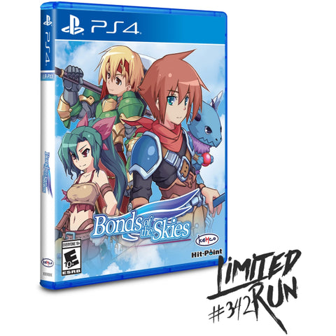 Bonds of the Skies - Limited Run #342 [PlayStation 4]