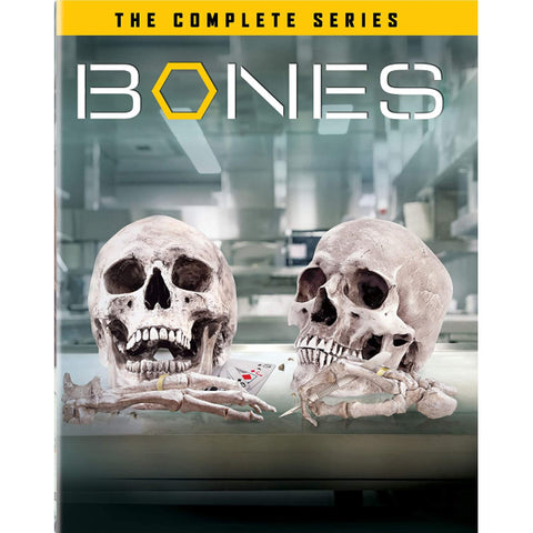 Bones: The Complete Series - Seasons 1-12 [DVD Box Set]