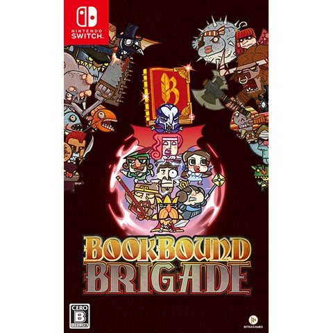 Bookbound Brigade [Nintendo Switch]