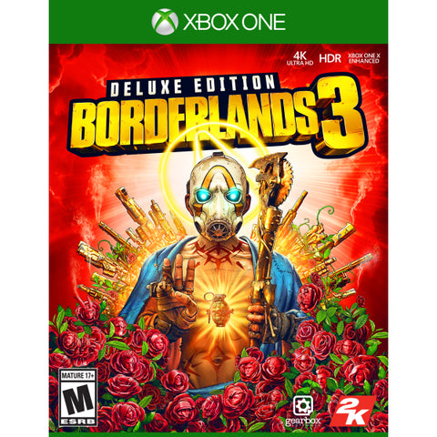 Borderlands 3 - Deluxe Edition [Xbox One]