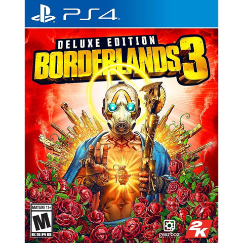 Borderlands 3 - Deluxe Edition [PlayStation 4]