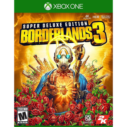 Borderlands 3 - Super Deluxe Edition [Xbox One]