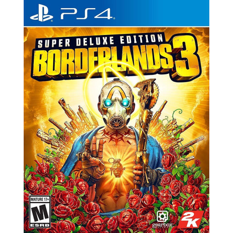 Borderlands 3 - Super Deluxe Edition [PlayStation 4]