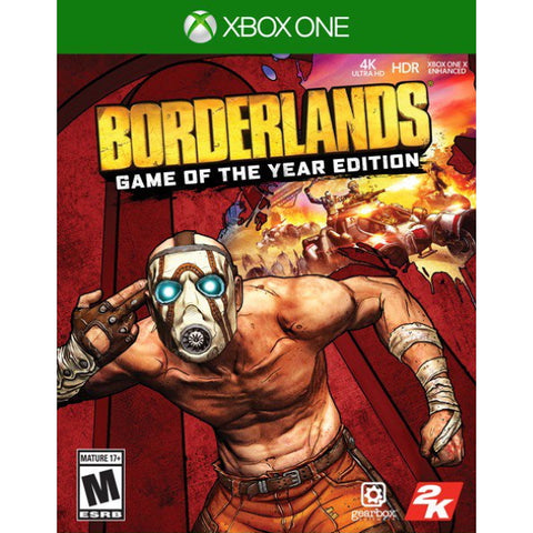 Borderlands - Game of the Year Edition [Xbox One]