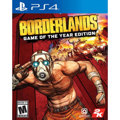 Borderlands - Game of the Year Edition [PlayStation 4]