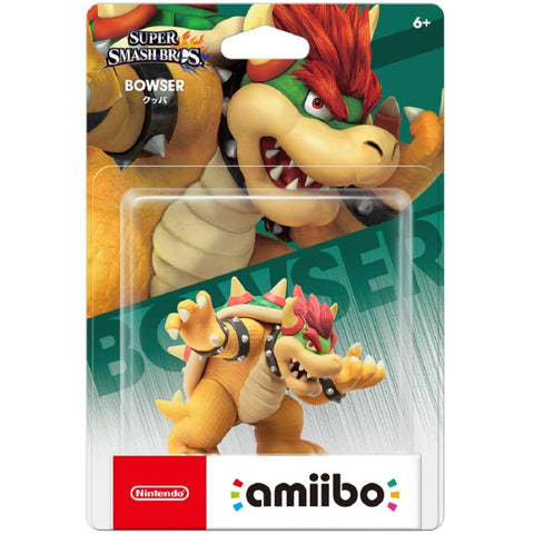 Bowser Amiibo - Super Smash Bros. Series [Nintendo Accessory]