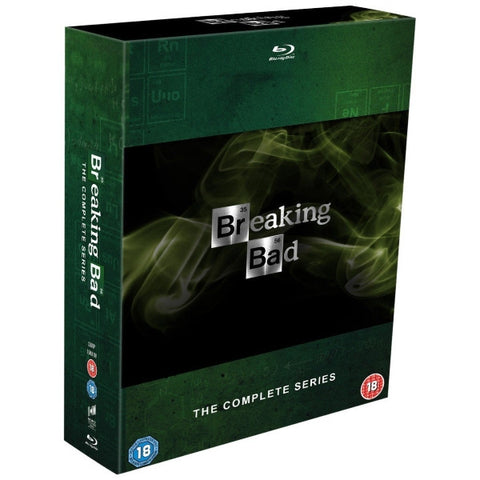 Breaking Bad: The Complete Series [Blu-Ray Box Set]