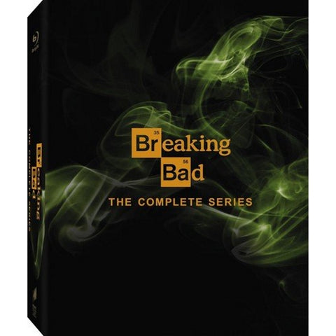 Breaking Bad: The Complete Series - Seasons 1-6 [Blu-Ray Box Set]