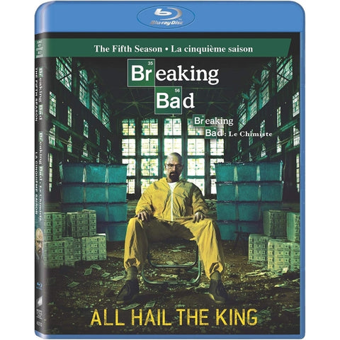 Breaking Bad: The Fifth Season [Blu-Ray Box Set]