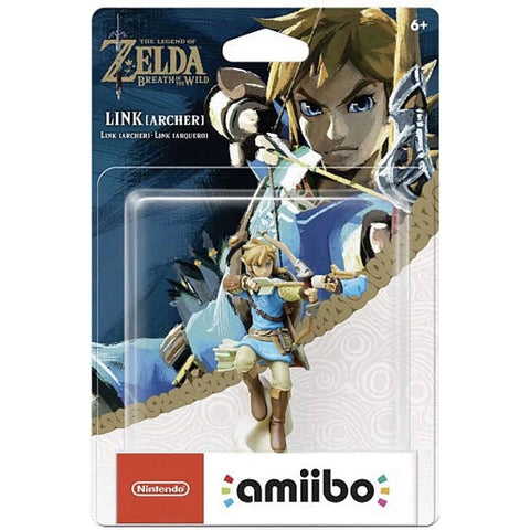 Link (Archer) Amiibo - The Legend of Zelda: Breath of the Wild Series [Nintendo Accessory]