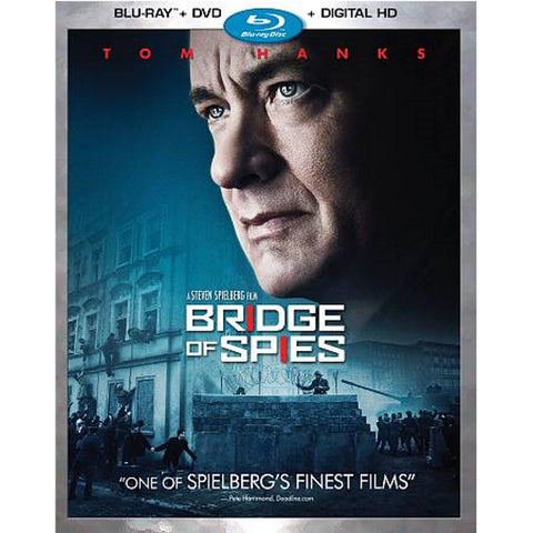 Bridge of Spies [Blu-ray + DVD + Digital HD]