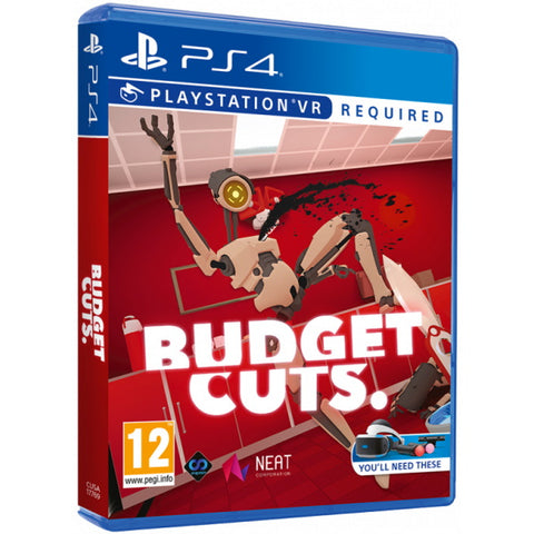 Budget Cuts - PSVR [PlayStation 4]