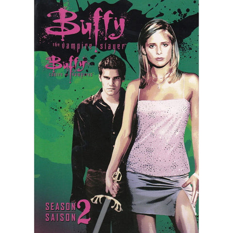 Buffy The Vampire Slayer: Season 2 [DVD Box Set]