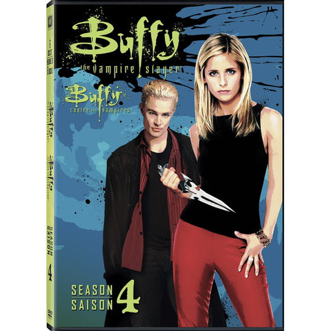 Buffy The Vampire Slayer: Season 4 [DVD Box Set]