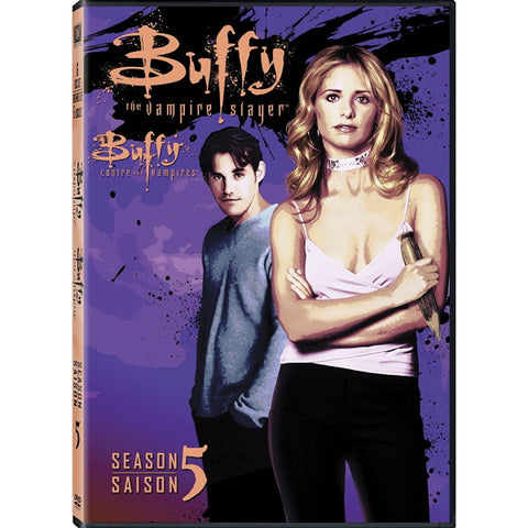 Buffy The Vampire Slayer: Season 5 [DVD Box Set]