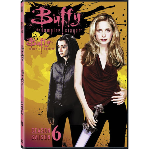 Buffy The Vampire Slayer: Season 6 [DVD Box Set]
