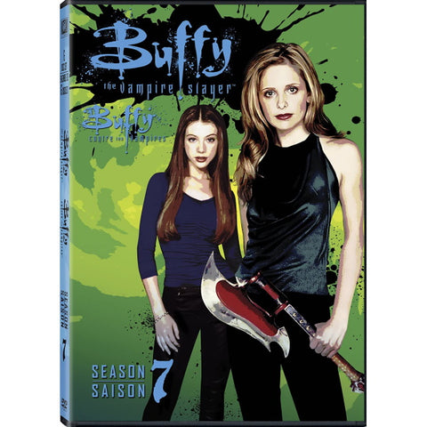 Buffy The Vampire Slayer: Season 7 [DVD Box Set]