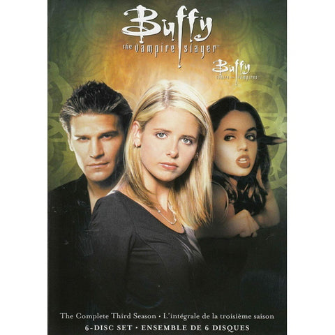 Buffy The Vampire Slayer: The Complete Third Season [DVD Box Set]