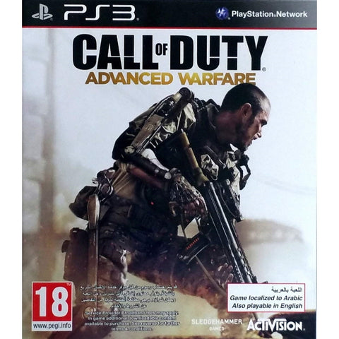 Call of Duty: Advanced Warfare [PlayStation 3]