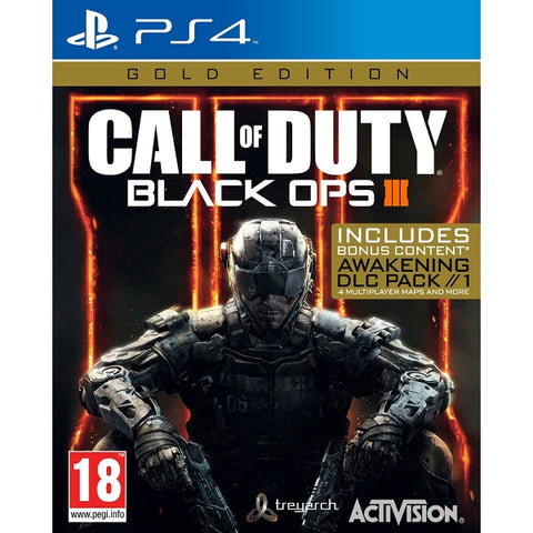 Call of Duty: Black Ops III - Gold Edition [PlayStation 4]
