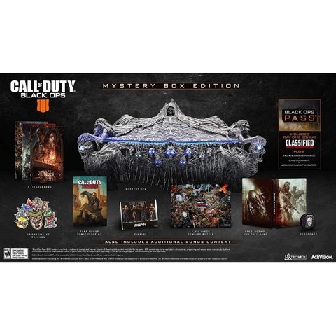 Call of Duty: Black Ops 4 - Mystery Box Edition [PlayStation 4]