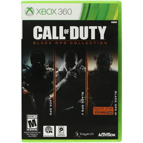 Call of Duty: Black Ops Collection [Xbox 360]