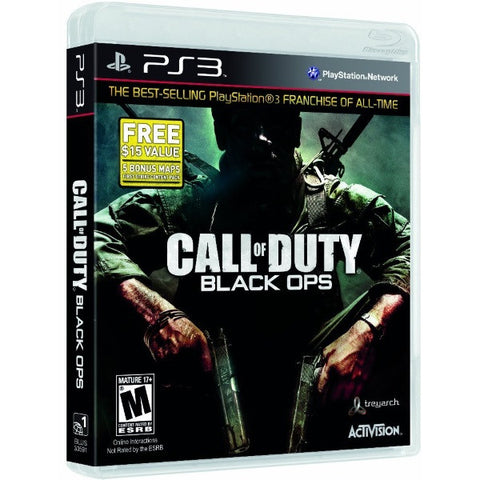 Call of Duty: Black Ops [PlayStation 3]