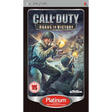 Call Of Duty: Roads To Victory [Sony PSP]