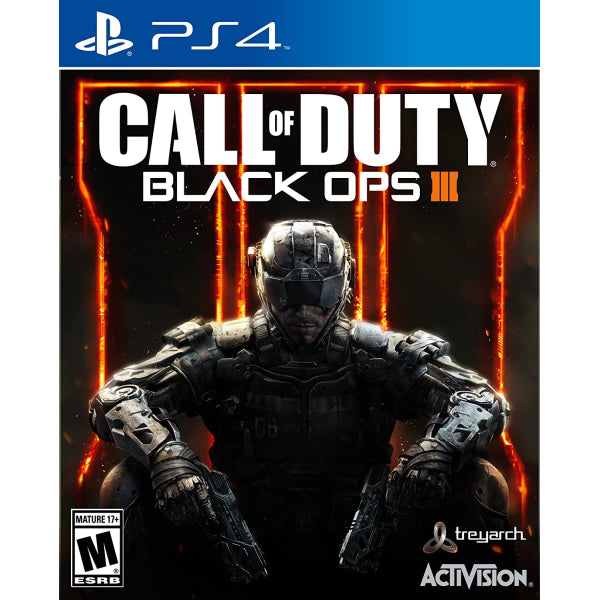 Call of Duty: Black Ops III [PlayStation 4]