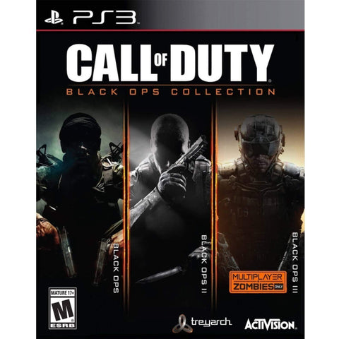 Call Of Duty: Black Ops Collection [PlayStation 3]