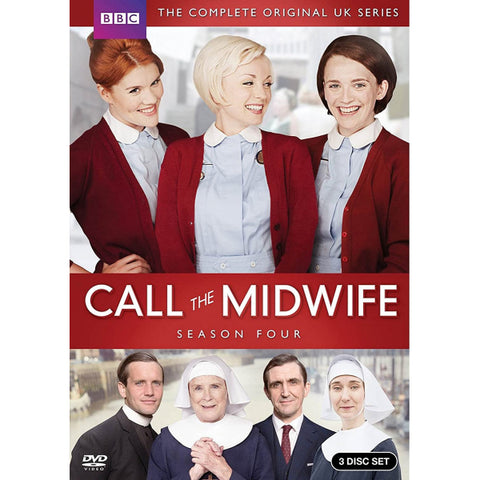 Call the Midwife: Season Four [DVD Box Set]