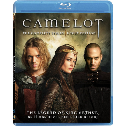 Camelot: The Complete Series - Uncut Edition [Blu-Ray Box Set]