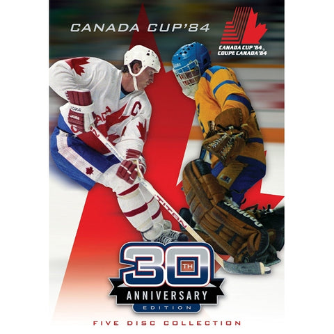 Canada Cup '84 - 30th Anniversary Edition [DVD Box Set]