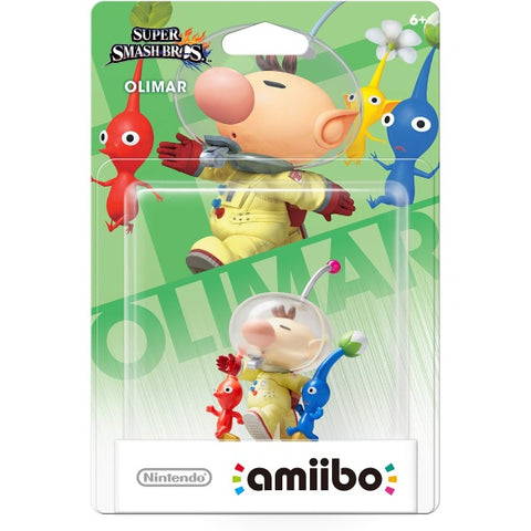 Captain Olimar Amiibo - Super Smash Bros. Series [Nintendo Accessory]