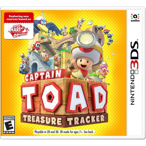 Captain Toad: Treasure Tracker [Nintendo 3DS]