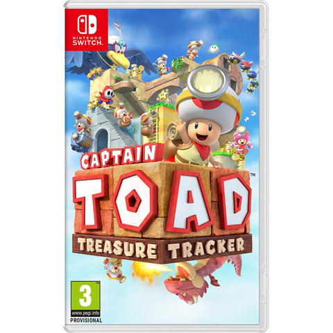 Captain Toad: Treasure Tracker [Nintendo Switch]