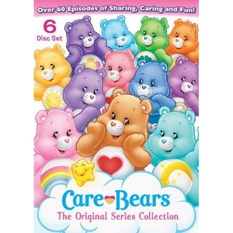 Care Bears - The Original Series Collection [DVD Box Set]