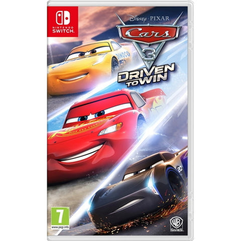 Cars 3: Driven to Win [Nintendo Switch]
